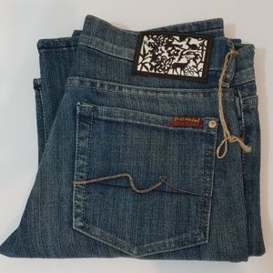 7FAM 7 for All Mankind Roxanne jeans